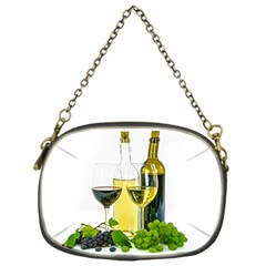 White Wine Red Wine The Bottle Chain Purses (one Side)