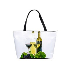 White Wine Red Wine The Bottle Shoulder Handbags