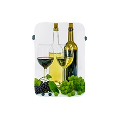 White Wine Red Wine The Bottle Apple Ipad Mini Protective Soft Cases