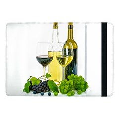 White Wine Red Wine The Bottle Samsung Galaxy Tab Pro 10 1  Flip Case