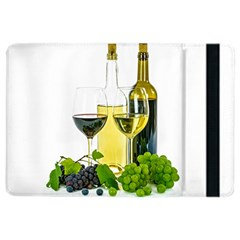 White Wine Red Wine The Bottle Ipad Air 2 Flip