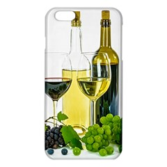 White Wine Red Wine The Bottle Iphone 6 Plus/6s Plus Tpu Case