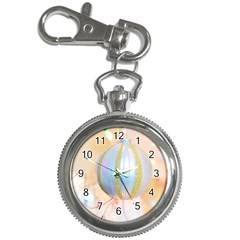 Sphere Tree White Gold Silver Key Chain Watches
