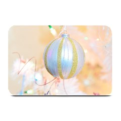 Sphere Tree White Gold Silver Plate Mats