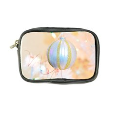 Sphere Tree White Gold Silver Coin Purse