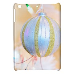 Sphere Tree White Gold Silver Apple iPad Mini Hardshell Case