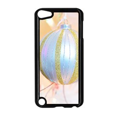 Sphere Tree White Gold Silver Apple iPod Touch 5 Case (Black)
