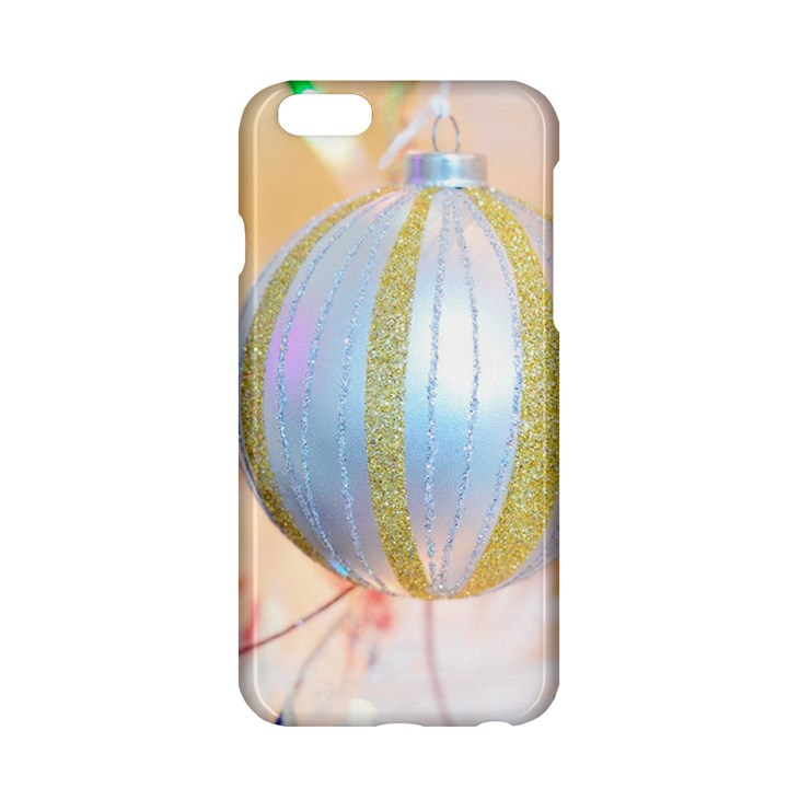 Sphere Tree White Gold Silver Apple iPhone 6/6S Hardshell Case
