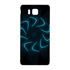 Background Abstract Decorative Samsung Galaxy Alpha Hardshell Back Case