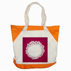 Photo Frame Transparent Background Accent Tote Bag