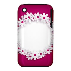 Photo Frame Transparent Background iPhone 3S/3GS