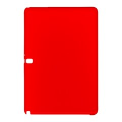 Solid Christmas Red Velvet Samsung Galaxy Tab Pro 12.2 Hardshell Case