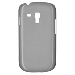 Solid Christmas Silver Galaxy S3 Mini