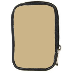Solid Christmas Gold Compact Camera Cases