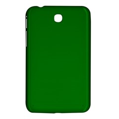 Solid Christmas Green Velvet Classic Colors Samsung Galaxy Tab 3 (7 ) P3200 Hardshell Case