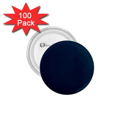 Solid Christmas Silent night Blue 1.75  Buttons (100 pack)