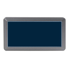 Solid Christmas Silent night Blue Memory Card Reader (Mini)