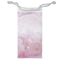 Pink Blossom Bloom Spring Romantic Jewelry Bag