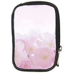 Pink Blossom Bloom Spring Romantic Compact Camera Cases