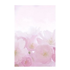 Pink Blossom Bloom Spring Romantic Shower Curtain 48  x 72  (Small)