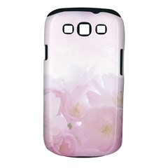 Pink Blossom Bloom Spring Romantic Samsung Galaxy S Iii Classic Hardshell Case (pc+silicone)