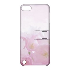 Pink Blossom Bloom Spring Romantic Apple iPod Touch 5 Hardshell Case with Stand