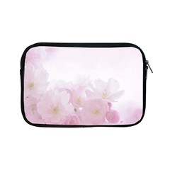 Pink Blossom Bloom Spring Romantic Apple Ipad Mini Zipper Cases