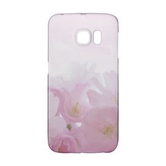 Pink Blossom Bloom Spring Romantic Galaxy S6 Edge