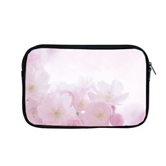 Pink Blossom Bloom Spring Romantic Apple Macbook Pro 13  Zipper Case
