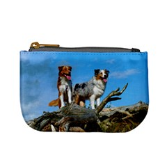 mini Australian Shepherd group Mini Coin Purses