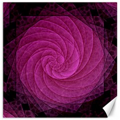 Purple Background Scrapbooking Abstract Canvas 20  x 20