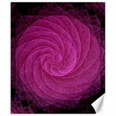Purple Background Scrapbooking Abstract Canvas 20  x 24