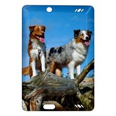 mini Australian Shepherd group Amazon Kindle Fire HD (2013) Hardshell Case