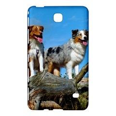 mini Australian Shepherd group Samsung Galaxy Tab 4 (7 ) Hardshell Case