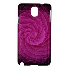 Purple Background Scrapbooking Abstract Samsung Galaxy Note 3 N9005 Hardshell Case