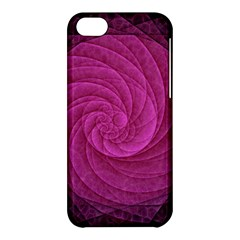 Purple Background Scrapbooking Abstract Apple iPhone 5C Hardshell Case