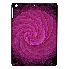 Purple Background Scrapbooking Abstract iPad Air Hardshell Cases