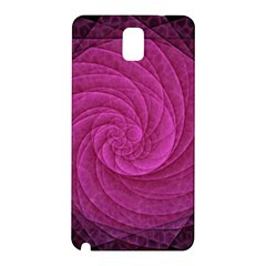 Purple Background Scrapbooking Abstract Samsung Galaxy Note 3 N9005 Hardshell Back Case