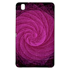 Purple Background Scrapbooking Abstract Samsung Galaxy Tab Pro 8.4 Hardshell Case