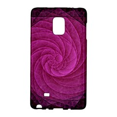 Purple Background Scrapbooking Abstract Galaxy Note Edge