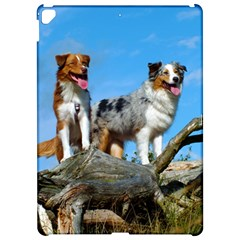mini Australian Shepherd group Apple iPad Pro 12.9   Hardshell Case