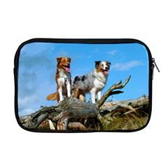 mini Australian Shepherd group Apple MacBook Pro 17  Zipper Case