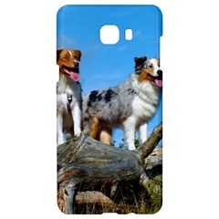 mini Australian Shepherd group Samsung C9 Pro Hardshell Case