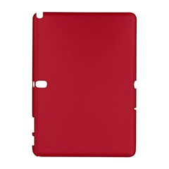 USA Flag Red Blood Red classic solid color  Galaxy Note 1