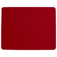 USA Flag Red Blood Red classic solid color  Jigsaw Puzzle Photo Stand (Rectangular)