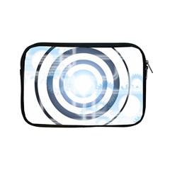 Center Centered Gears Visor Target Apple Ipad Mini Zipper Cases