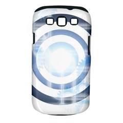 Center Centered Gears Visor Target Samsung Galaxy S Iii Classic Hardshell Case (pc+silicone)