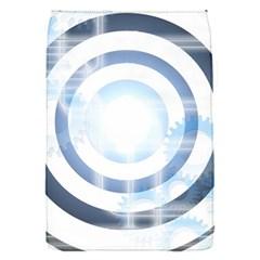Center Centered Gears Visor Target Flap Covers (S)