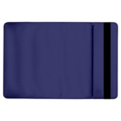 USA Flag Blue Royal Blue Deep Blue iPad Air Flip