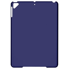 Usa Flag Blue Royal Blue Deep Blue Apple Ipad Pro 9 7   Hardshell Case